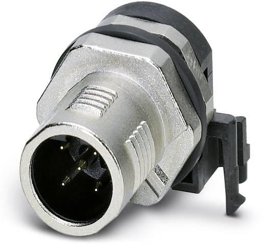Sensor-/Aktor-Einbausteckverbinder M12 Stecker, Einbau Polzahl (RJ): 5 Phoenix Contact 1436615 SACC-DSIV-MSB-5CON-L90 S