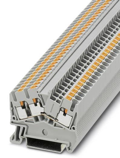 PTS 2,5-TWIN - Durchgangsreihenklemme PTS 2,5-TWIN Phoenix Contact Grau Inhalt: 50 St.