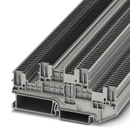 PTTB 1,5/S/4P-PV - Doppelstock-Klemme PTTB 1,5/S/4P-PV Phoenix Contact Grau Inhalt: 50 St.