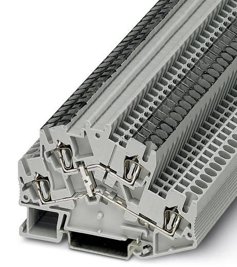 STTBS 2,5-PV - Durchgangsreihenklemme STTBS 2,5-PV Phoenix Contact Grau Inhalt: 50 St.