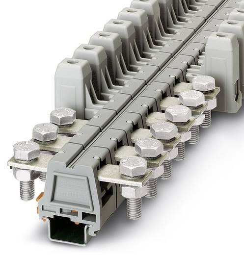 UHV 50-M10/M10 - Durchgangsklemme UHV 50-M10/M10 Phoenix Contact Grau Inhalt: 10 St.