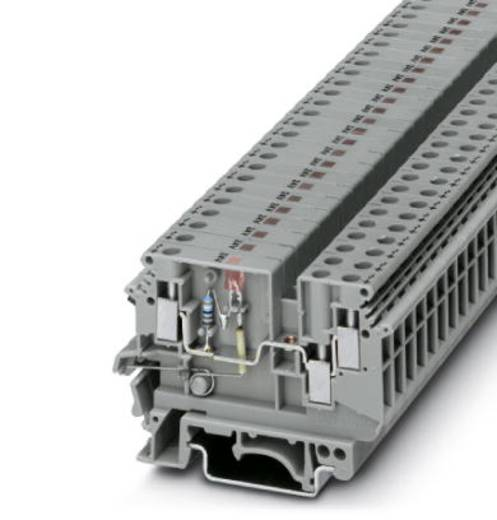 UDK 4-ULA 230 - Durchgangsreihenklemme UDK 4-ULA 230 Phoenix Contact Grau Inhalt: 50 St.