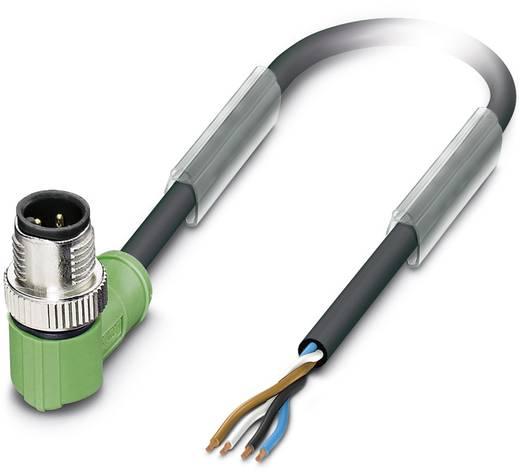 Sensor-/Aktor-Steckverbinder, konfektioniert M12 Stecker, gewinkelt 1.50 m Polzahl (RJ): 4 Phoenix Contact 1518847 SAC-4