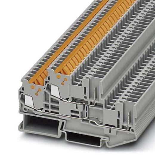 QTTCB 1,5/ 2P - Doppelstock-Klemme QTTCB 1,5/ 2P Phoenix Contact Grau Inhalt: 50 St.