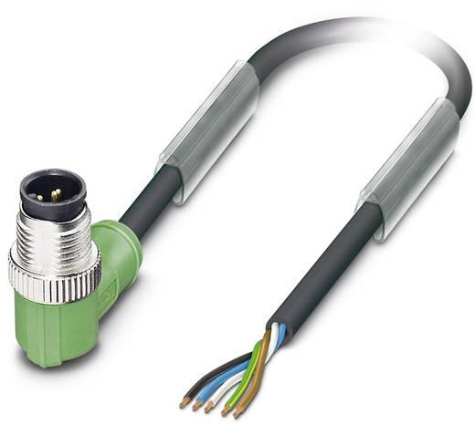 Sensor-/Aktor-Steckverbinder, konfektioniert M12 Stecker, gewinkelt 5 m Polzahl: 5 Phoenix Contact 1669819 SAC-5P-M12MR/
