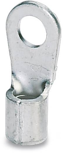 Ringkabelschuh Querschnitt (max.)=95 mm² Loch-Ø=10.5 mm Unisoliert Metall Phoenix Contact 3240121 50 St.