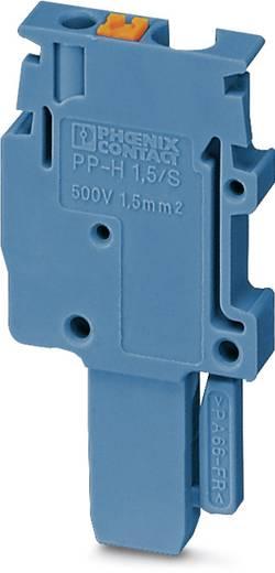 PP-H 1,5/S/1-R BU - Stecker PP-H 1,5/S/1-R BU Phoenix Contact Blau Inhalt: 50 St.