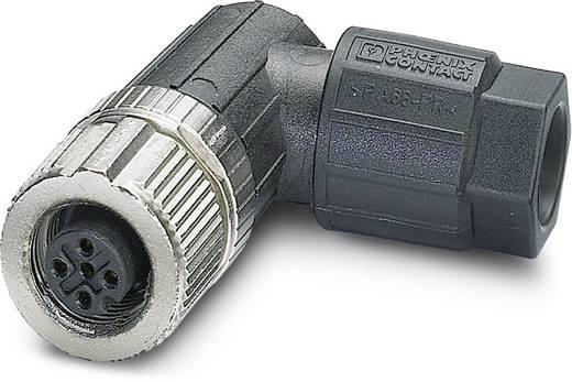 Sensor-/Aktor-Steckverbinder, unkonfektioniert M12 Buchse, gewinkelt Polzahl (RJ): 4 Phoenix Contact 1432622 SACC-FR-4S