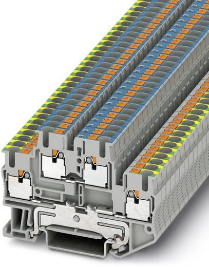 PTTB 1,5/S-PE/N - Doppelstock-Klemme PTTB 1,5/S-PE/N Phoenix Contact Grau Inhalt: 50 St.