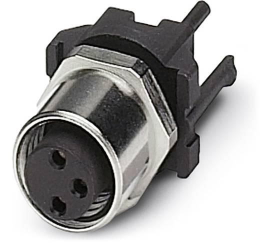Sensor-/Aktor-Einbausteckverbinder M8 Buchse, Einbau Polzahl (RJ): 3 Phoenix Contact 1524776 SACC-DSIV-M 8FS-3CON-L180-