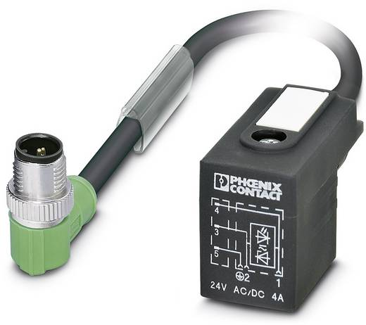Sensor-/Aktor-Kabel SAC-3P-MR/1,5-PUR/B-1L-Z SCO Phoenix Contact Inhalt: 1 St.