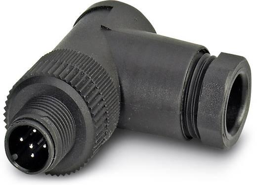 Sensor-/Aktor-Steckverbinder, unkonfektioniert M12 Stecker, gewinkelt Polzahl (RJ): 5 Phoenix Contact 1513431 SACC-M12M