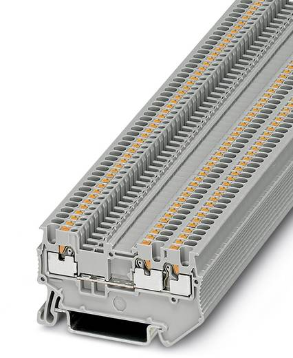 PT 1,5/S-TWIN - Durchgangsreihenklemme PT 1,5/S-TWIN Phoenix Contact Grau Inhalt: 50 St.