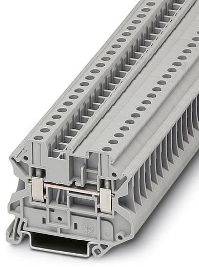 UT 4-MTD - Durchgangsreihenklemme UT 4-MTD Phoenix Contact Grau Inhalt: 50 St.