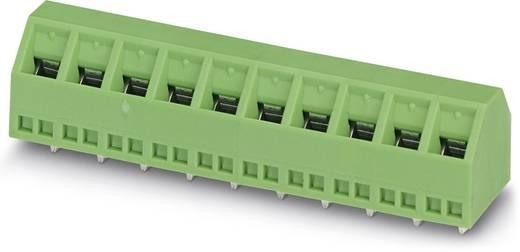 Schraubklemmblock 1.50 mm² Polzahl 6 SMKDSN 1,5/6 Phoenix Contact Grün 100 St.