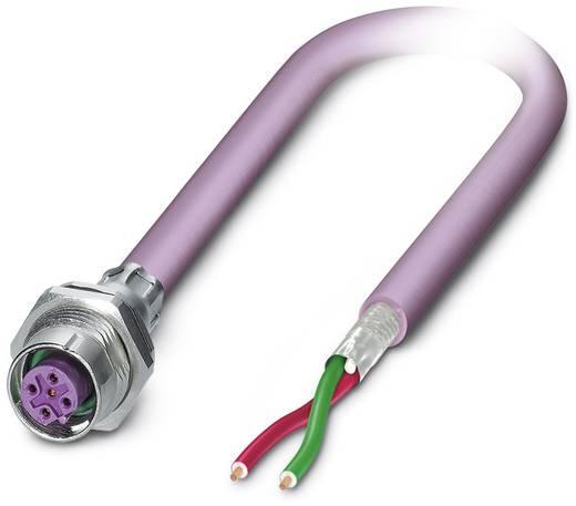 SACCBP-M12FSB-2CON-M16/2,0-910 - Bussystem-Einbausteckverbinder SACCBP-M12FSB-2CON-M16/2,0-910 Phoenix Contact Inhalt: