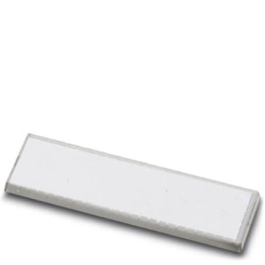 Gerätemarkierung Montage-Art: schrauben Beschriftungsfläche: 92 x 26 mm Passend für Serie Universaleinsatz Phoenix Cont