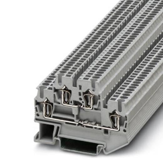 STTB 1,5 - Doppelstock-Zugfederklemme STTB 1,5 Phoenix Contact Grau Inhalt: 50 St.