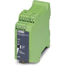 Konvertor pre optický kábel Phoenix Contact PSI-MOS-RS485W2/FO 660 E 2708313