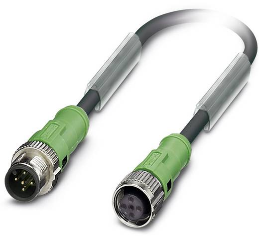 Sensor-/Aktor-Kabel SAC-5P-MS/ 0,6-PUR/FS SCO Phoenix Contact Inhalt: 1 St.