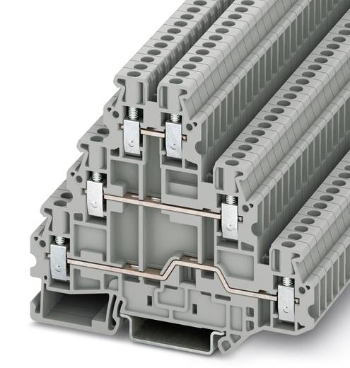 UT 2,5-3L - Mehrstockklemme UT 2,5-3L Phoenix Contact Grau Inhalt: 50 St.