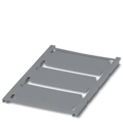 Gerätemarkierung Montage-Art: aufkleben Beschriftungsfläche: 60 x 30 mm Passend für Serie Universaleinsatz Silber Phoeni