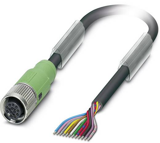 Sensor-/Aktor-Kabel SAC-12P- 5,0-PVC/FS SCO Phoenix Contact Inhalt: 1 St.