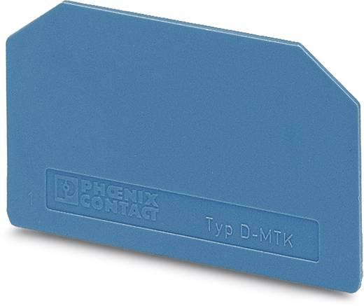D-MTK BU - Abschlussdeckel D-MTK BU Phoenix Contact Inhalt: 50 St.