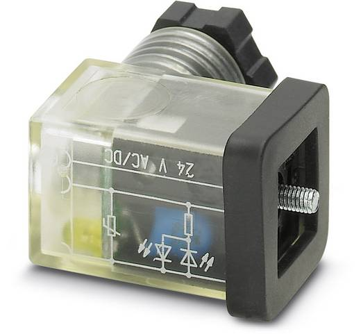 SACC-VB-3CON-M12/CI-1L-SV 110V - Ventilstecker SACC-VB-3CON-M12/CI-1L-SV 110V Phoenix Contact Inhalt: 1 St.