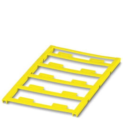Gerätemarkierung Montage-Art: aufkleben Beschriftungsfläche: 15 x 5 mm Passend für Serie Universaleinsatz Gelb Phoenix C