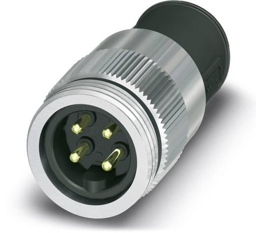 """Sensor-/Aktor-Datensteckverbinder 7/8"""" Abschlusswiderstand Polzahl: 4 Phoenix Contact 1430023 SAC-4P-MINMS FF-TR VA 1 S"""
