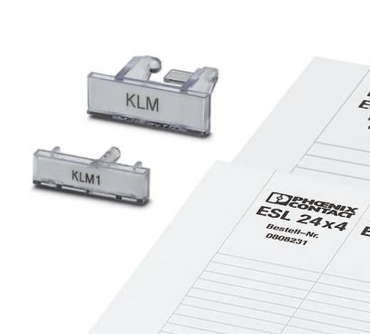 ES/KLM 2-GB - Einsteckstreifen ES/KLM 2-GB Phoenix Contact Inhalt: 10 St.