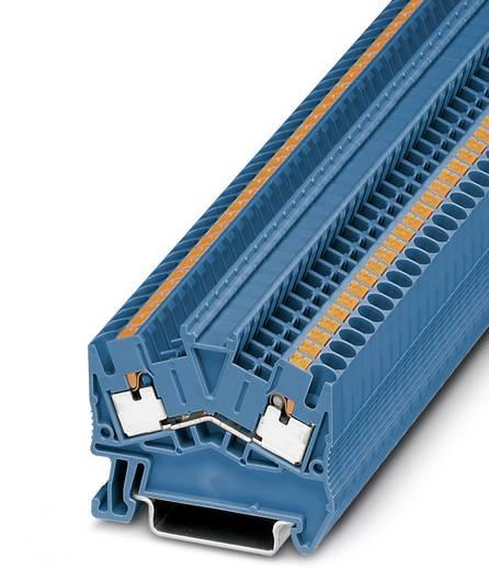 PTS 2,5 BU - Durchgangsreihenklemme PTS 2,5 BU Phoenix Contact Blau Inhalt: 50 St.