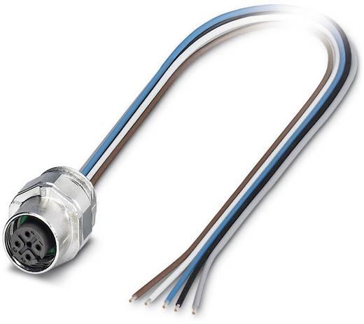 Sensor-/Aktor-Einbausteckverbinder M12 Buchse, Einbau 0.50 m Polzahl: 5 Phoenix Contact 1520042 SACC-EC-FS-5CON-M16/0,5
