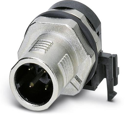 Sensor-/Aktor-Einbausteckverbinder M12 Stecker, Einbau Polzahl (RJ): 4 Phoenix Contact 1439913 SACC-DSIV-MS-4CON-L90 SH