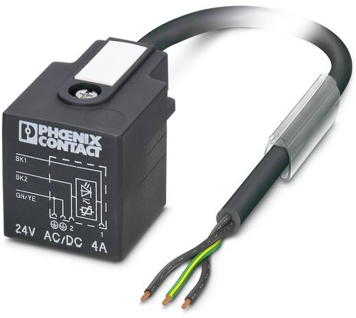 Sensor-/Aktor-Kabel SAC-3P- 1,5-PUR/A-1L-V Phoenix Contact Inhalt: 1 St.