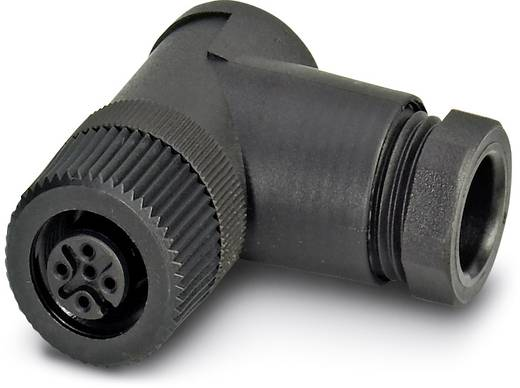 Sensor-/Aktor-Steckverbinder, unkonfektioniert M12 Buchse, gewinkelt Polzahl (RJ): 5 Phoenix Contact 1500790 SACC-M12FR