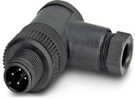 Sensor-/Aktor-Steckverbinder, unkonfektioniert M12 Stecker, gewinkelt Polzahl: 4 Phoenix Contact 1681091 SACC-M12MR-4CO