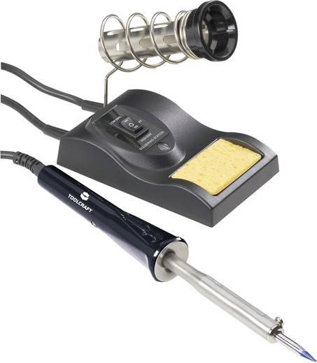 Lötkolben 230 V 30 W, 60 W TOOLCRAFT SDK-3060 Meißelform inkl. Ablage