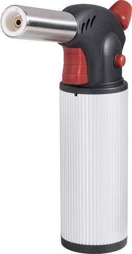 Gasbrenner TOOLCRAFT MAX850 1300 °C 150 min inkl. Piezozünder, inkl. Gasflasche