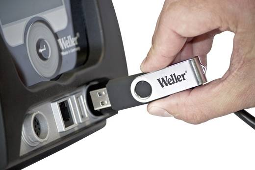 Lötstation digital 240 W Weller WX2021 +50 bis +550 °C