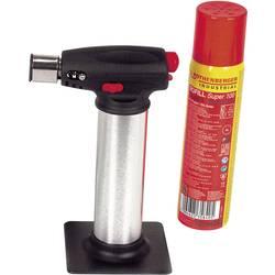 Sada plynovej spájkovačky Rothenberger Industrial 03.5126E, 1300 °C + piezozapaľovač, + funkcia Crème brulée, + plynová fľaša