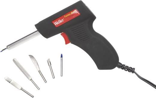 Lötpistole 230 V 130 W Weller TB100EU Bleistiftform, Meißelform, Seilschneidespitze, Schaumstoffschneidespitze, Glättspi
