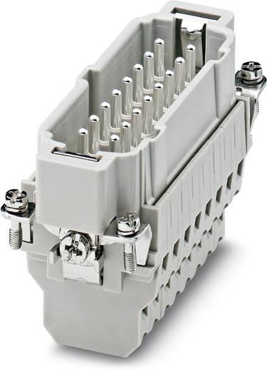 Steckereinsatz HC-B 1605310 Phoenix Contact 16 + PE Zugfeder 1 St.