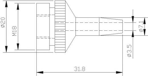 Entlötspitze TOOLCRAFT Inhalt 1 St.