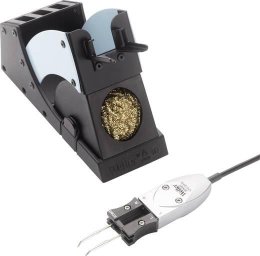 Lötkolben-Set 12 V 40 W Weller Professional WXMT Meißelform +100 bis +450 °C inkl. Ablage, inkl. Lötspitze