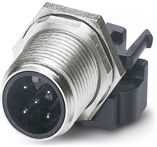Sensor-/Aktor-Einbausteckverbinder M12 Stecker, Einbau Polzahl (RJ): 5 Phoenix Contact 1694211 SACC-DSIV-M12MS-5CON-L18