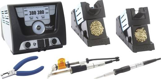 Löt-/Entlötstation digital 240 W Weller Professional WXD 2020 +50 bis +550 °C