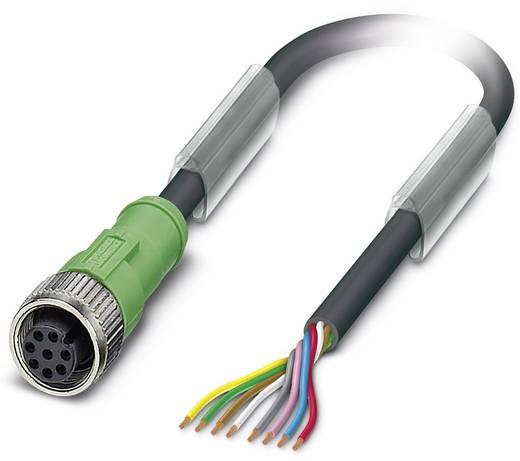 Sensor-/Aktor-Kabel SAC-8P-10,0-PUR/M12FS Phoenix Contact Inhalt: 1 St.