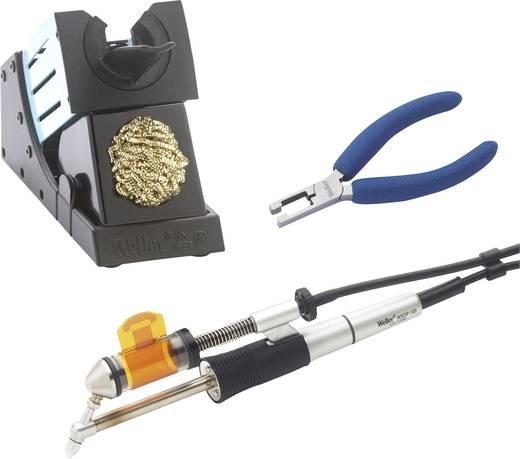 Entlötkolben-Set 24 V 120 W Weller Professional WXDP 120 Saugdüse +50 bis +450 °C inkl. Ablage